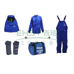 雷克兰 33.2cal系列AR33(全套),全套防电弧产品,装入便携包,纸箱包装,宝蓝,尺码:L