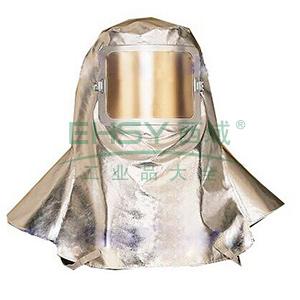 雷克兰 300系列接近式隔热头罩,金色反光面屏,310-1