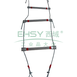 钢制消防逃生软梯-钢制,长15m,20365
