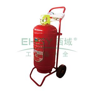 推车式ABC干粉灭火器(35kg)-ABC干粉灭火剂,灭火剂重35kg,灭火级别10A183B,15465
