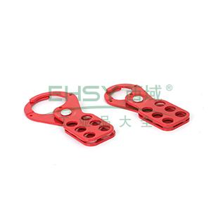 经济型钢制安全锁钩-钢制,红色,锁钩Φ38mm,14721
