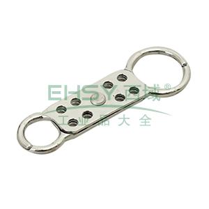 防火花铝制双头安全锁钩-防火花铝制,双锁钩设计,锁钩Φ25mm和Φ38mm,总长149mm,14725
