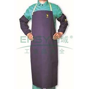 威特仕 33-8036 雄蜂王海军蓝护胸围裙 91cm长