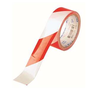 乐同 警示胶带,红白,60mm*22m