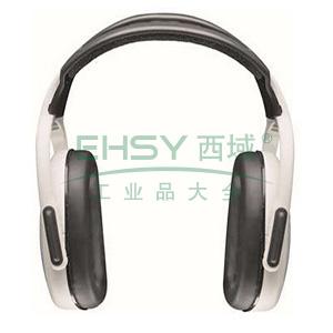 MSA 10087436左/右系列被动式耳罩,低衰减,白色,头戴式,20副/箱