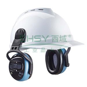 MSA 10111826左/右系列智能电子耳罩,头盔式