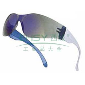 代尔塔 安全眼镜,深色镜面,101108