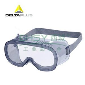 代尔塔 安全护目镜,直接通风,101125