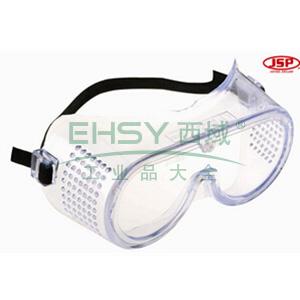JSP 马凯护目镜(直接气孔、防雾),02-2215