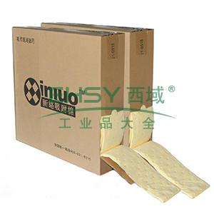 新络 折叠式危害品吸收棉119公升/箱规格11cm×18mX15mm,XLH9118