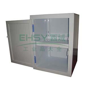 成霖 瓷白色强酸强碱柜单开门,一块层板尺寸H500*W360*D415mm,CL-P500