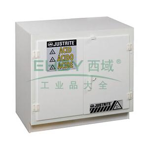 杰斯瑞特 双门台下式实心聚乙烯酸类安全柜,24010