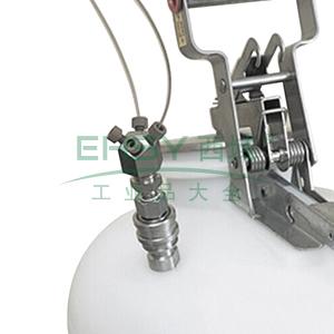 JUSTRITE/杰斯瑞特 带不锈钢接头的HPLC歧管套件,28168