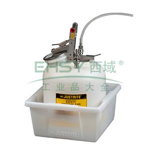 杰斯瑞特 防溢漏盆,适用于2加仑或5加仑HPLC安全罐,84003
