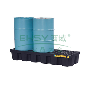 杰斯瑞特 3桶装盛漏托盘,无插槽,狭长形,不可配叉车,28627