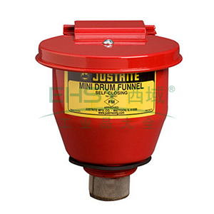 杰斯瑞特 圆桶用小型钢制漏斗,08201