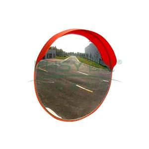 交通反光镜-进口柔性PC镜面,含安装配件,Φ600mm,14455