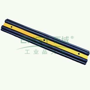 墙面保护器-优质原生橡胶,黄色反光条纹,重5kg,含安装配件,1000×160×50mm,10000