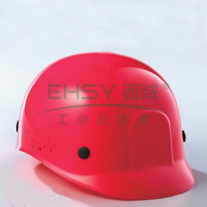 蓝鹰 HDPE轻便帽,不含下颚带,红色,BP65RD
