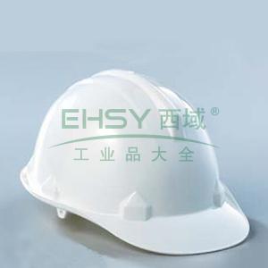 蓝鹰 ABS绝缘安全帽,白色,HR36WH