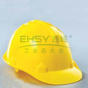 蓝鹰 ABS绝缘安全帽,黄色,HR36YE