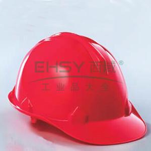 蓝鹰 ABS绝缘安全帽,红色,HR36RD