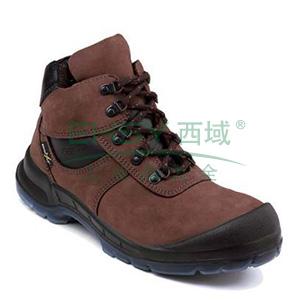 欧特 防水舒适型中帮安全鞋,防砸防刺穿防静电,48,OWT993KW