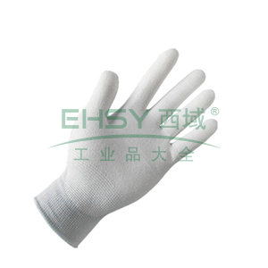 金佰利 94107-S G40 白色PU涂层耐磨型手套,12副/袋,5袋/箱
