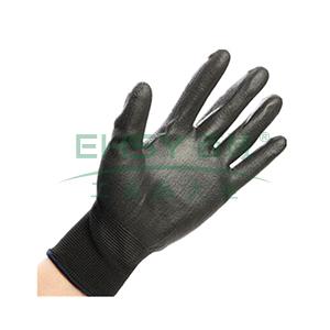 金佰利 94307-S G40 黑色PU涂层耐磨型手套,12副/袋,5袋/箱