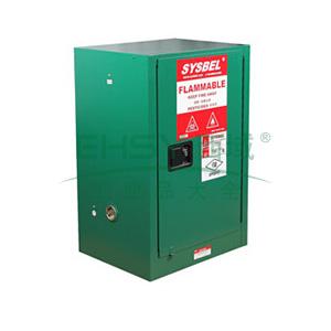 西斯贝尔 杀虫剂安全储存柜,WA810120G