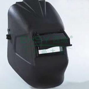 蓝鹰 DA11L(含镜片)头戴可掀式焊接面罩,含镜片,视窗尺寸:108*51mm