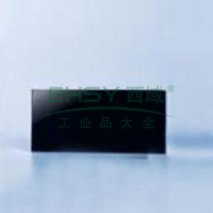 蓝鹰 633-11 焊接面罩配套黑色镜片,适合视窗尺寸:108*51mm