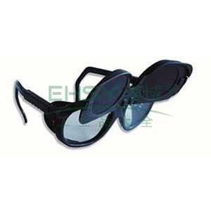 以勒 802-8# 可掀起式焊接眼镜
