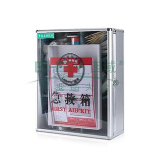 壁挂铝合金急救箱  办公壁挂急救箱