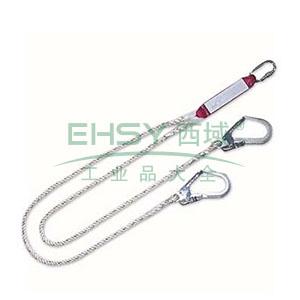 上海 双头大钩缓冲减震系绳,2米,61502