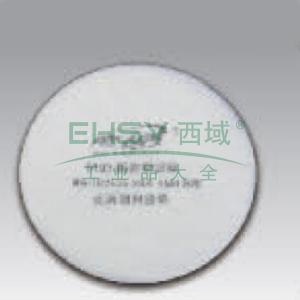 南核 6193 KN95圆形预过滤棉,30片/包,适用于2019,6019,2028,2628,