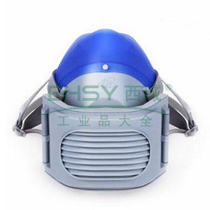 南核 2618 轻巧舒适型硅胶防尘半面罩套装