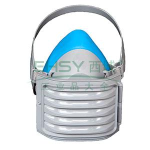 南核 2008A 经济舒适型防尘半面罩套装
