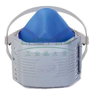 南核 8180 低阻高效硅胶防尘半面罩套装