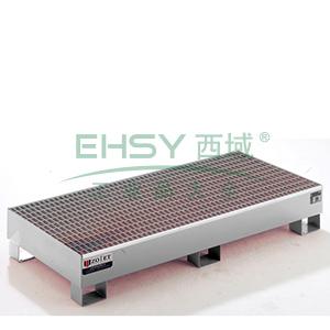 众御,钢制承重型防盛漏托盘,蓝色,201103