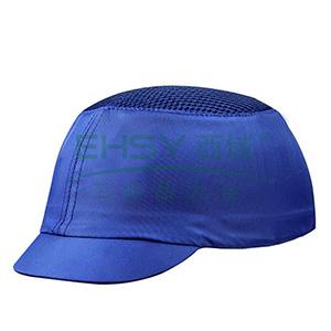 代尔塔102030 轻型防撞运动安全帽,藏青色,帽檐3cm,20顶/箱