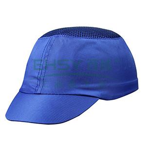 代尔塔102050 轻型透气防撞运动安全帽,藏青色,帽檐5cm,20顶/箱