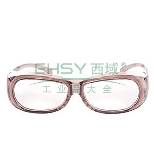 MSA 10108314 酷特-C防护眼镜(透明镜框 防紫外线透明镜片)