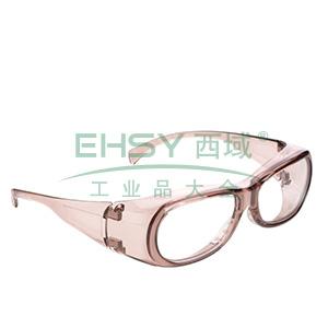 MSA 10108313 酷特-G防护眼镜 (透明镜框 防紫外线灰色镜片)