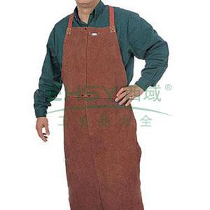 威特仕 蛮牛王咖啡色护胸围裙122cm,44-7148