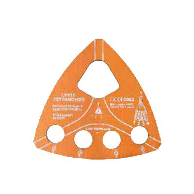 代尔塔 LV115 五孔分锚器,509115