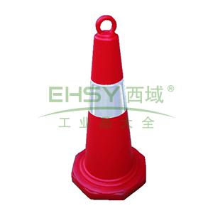 塑料圆锥:高750底340X340mm LZ013