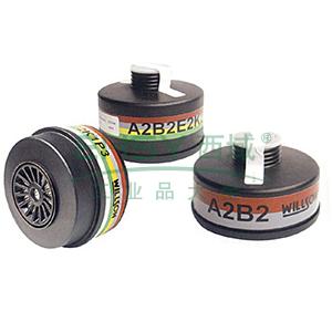 霍尼韦尔BC1788155 综合型+P3防尘塑料滤罐