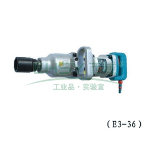 电扳手,380V 25.4mm方头,500-1000N.M 适用螺栓 M22-M26, E3-36