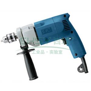 东成手电钻,500W  1200r/min,夹持能力13mm,J1Z-FF-13